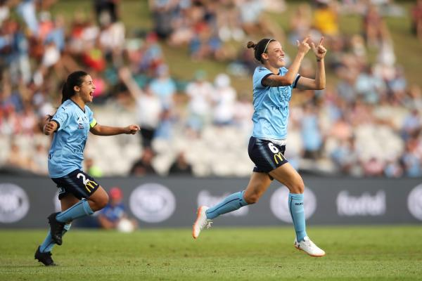 Westfield Matildas in Westfield W-League 2019 Grand Final: Logarzo and Foord prevail, steal glory from Kerr