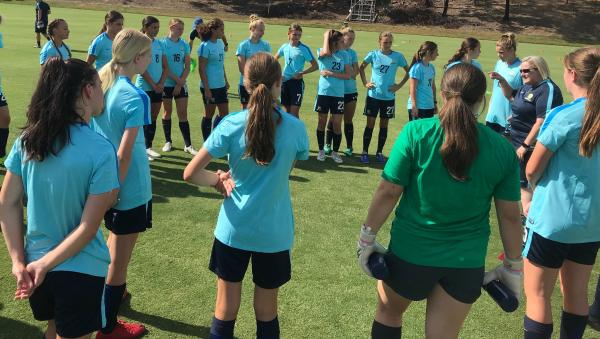 Westfield Junior Matildas squad for Laos locked in