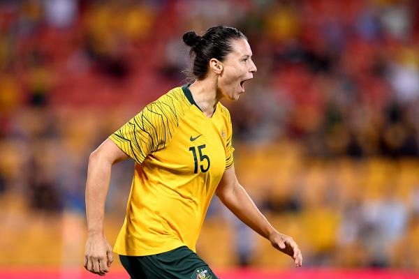 My Westfield Matildas Story: Emily Gielnik - 'I wasn't going to stop until I got to the World Cup'