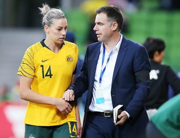 Westfield Matildas star Kennedy: Bring on another Cup of Nations