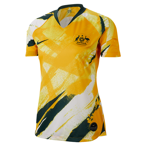 Matildas 2019 Women's Replica Home Jersey