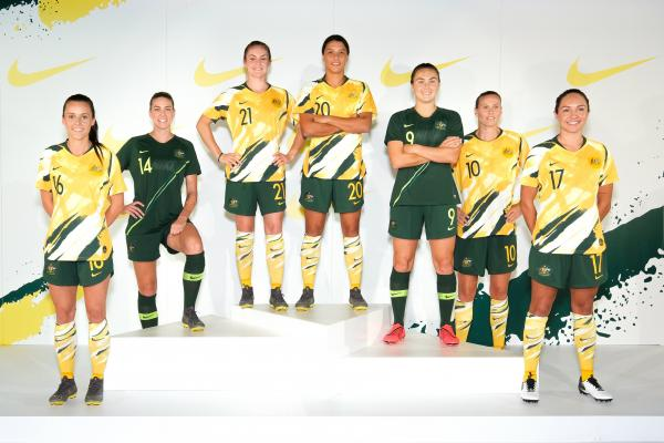 Westfield Matildas model new kit