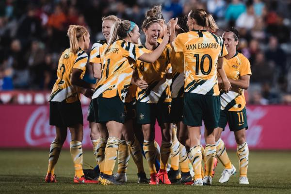 How to watch Matildas v Italy at the FIFA Women's World Cup France 2019™