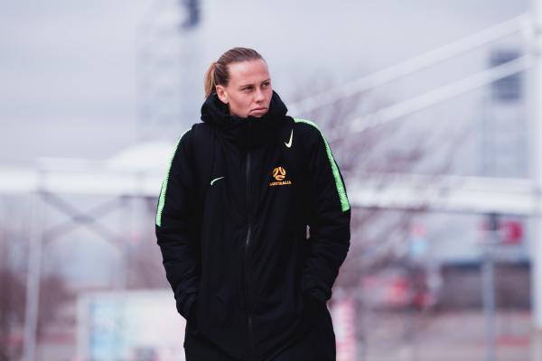Fearless Westfield Matildas ready to topple USA again, says van Egmond