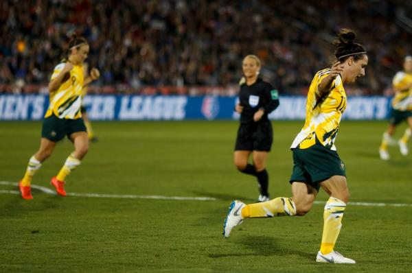 Milicic 'proud' of Westfield Matildas' efforts against United States