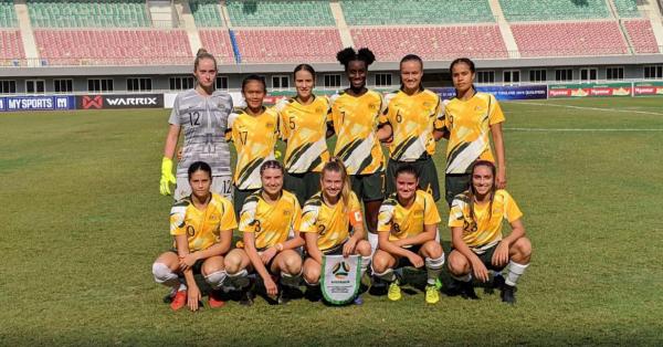 Young Matildas vs Uzbekistan