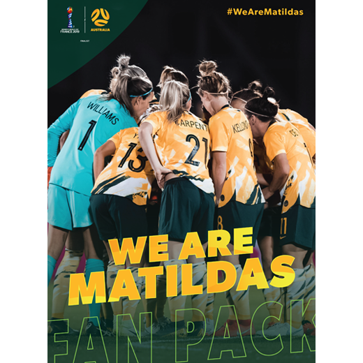 We Are Matildas Fan Pack