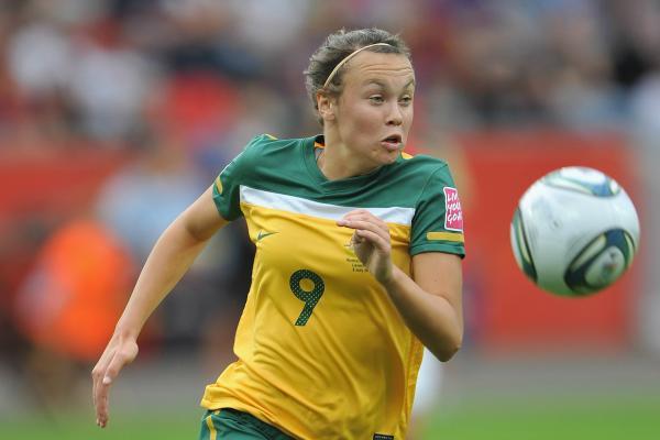 Caitlin Foord 2011 World Cup
