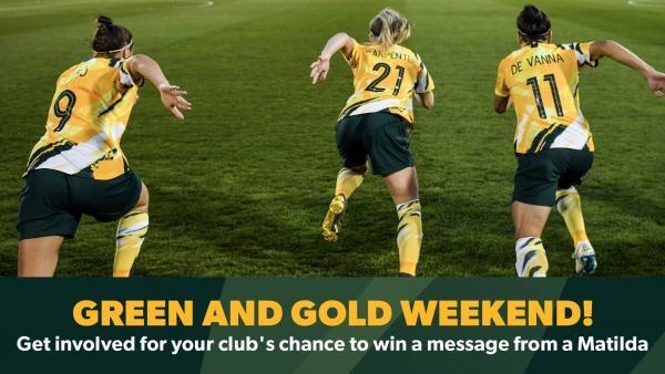 Green Gold Weekend