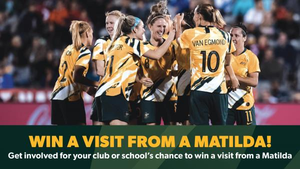 Win a visit from a Matilda