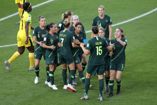'Resilience and heart': Plaudits flow for Matildas and Kerr after victory over Jamaica