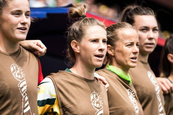 Elise Kellond-Knight could be ready to start after coming off the bench against Italy
