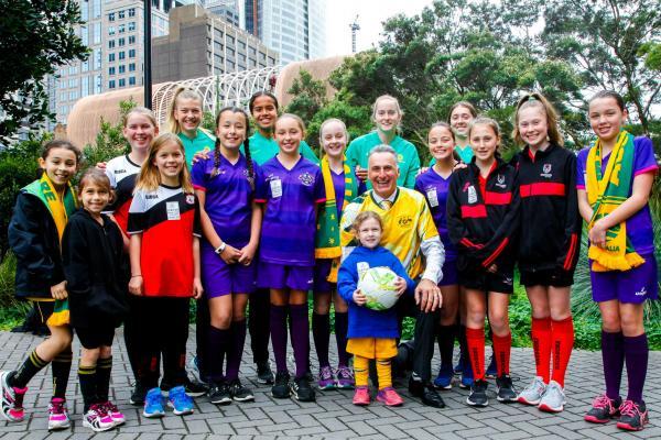 Matildas World Cup bid