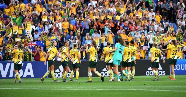 Matildas & fans