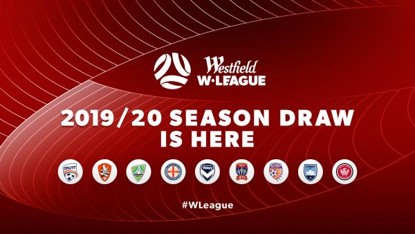 W-League Season 2019/20 Draw is here