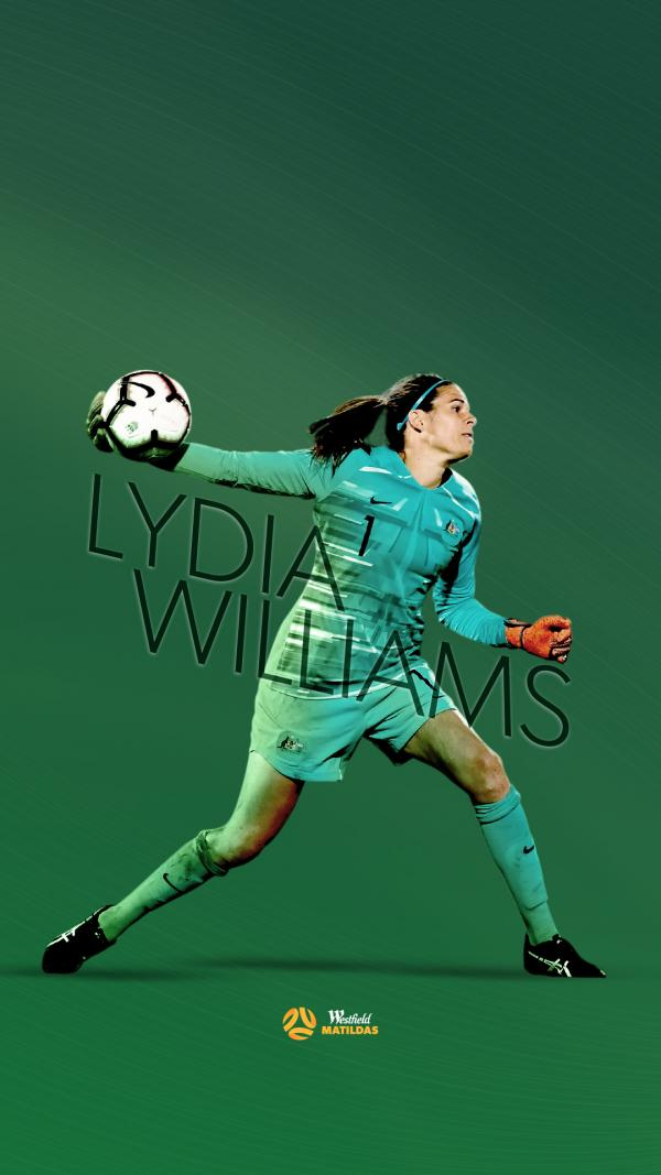 Lydia Williams wallpaper