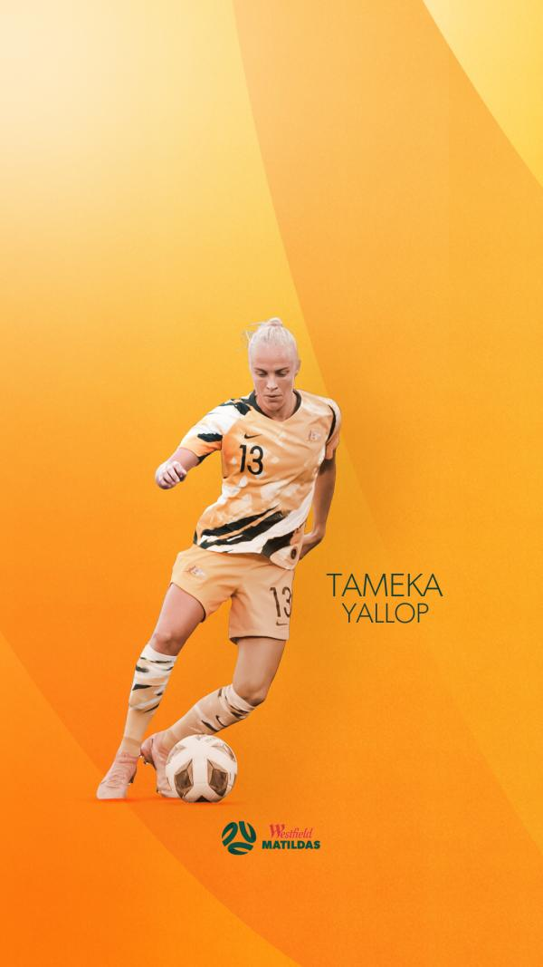 Tameka Yallop mobile wallpaper
