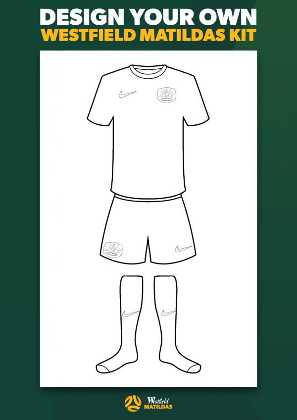 Design Matildas kit