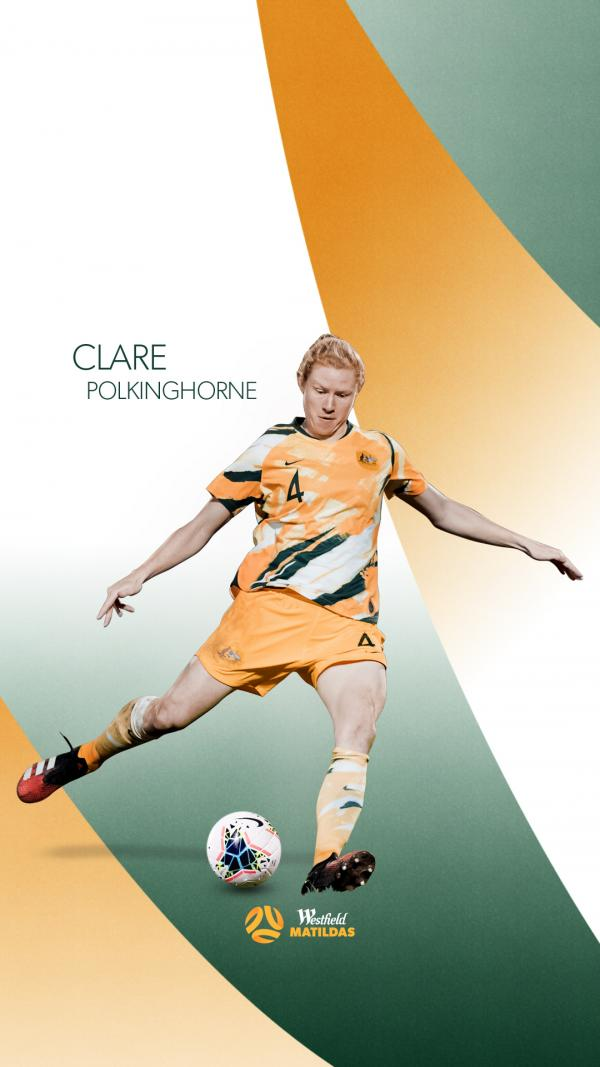 Clare Polkinghorne mobile wallpaper