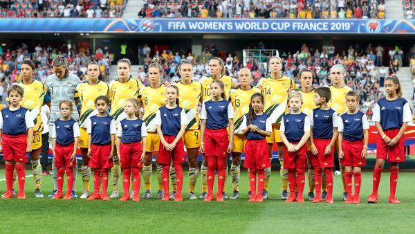 FIFA Women's World Cup France 2019 - Westfield Matildas line-up