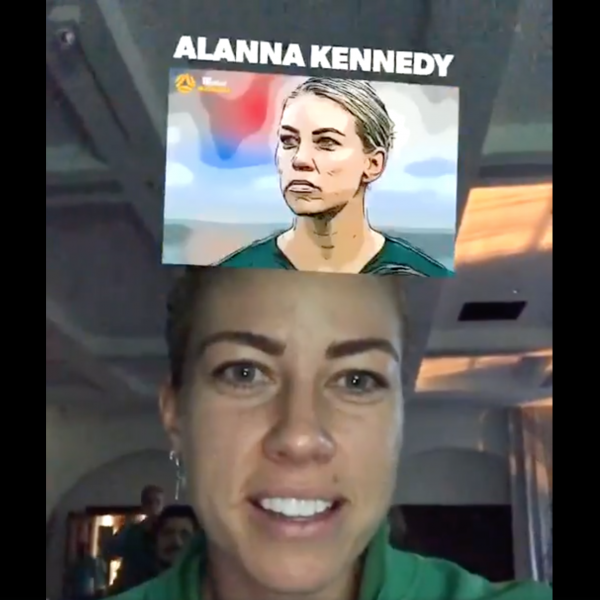 Alanna Kennedy Instagram filter