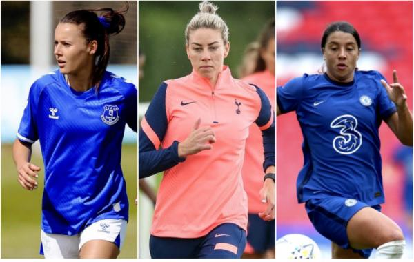 Aussies FA WSL- lead