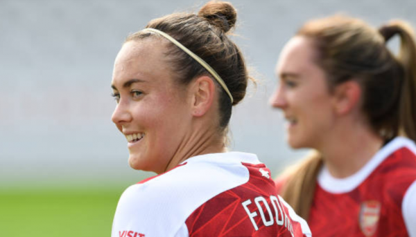 Caitlin Foord v Reading