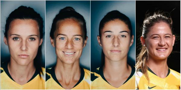 Football Stories - Matildas Abroad