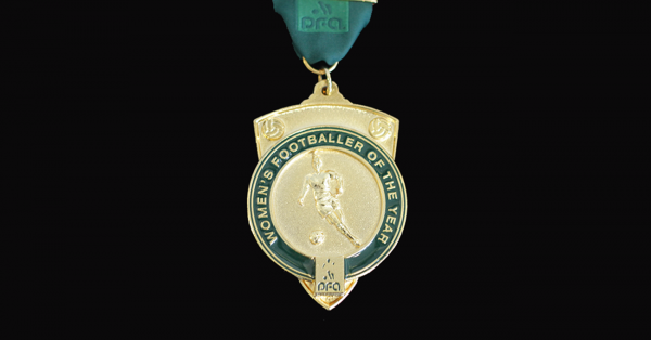 PFA Women's Footballer of the Year Medal