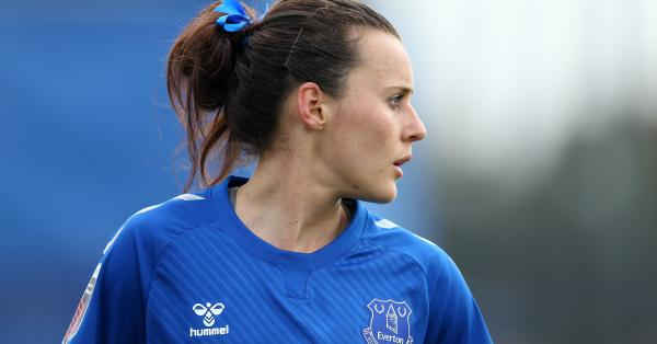 Hayley Raso at Everton