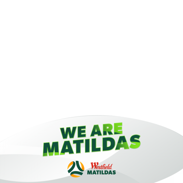 We Are Matildas Facebook Frame