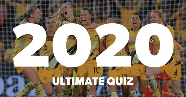2020 Ultimate Quiz