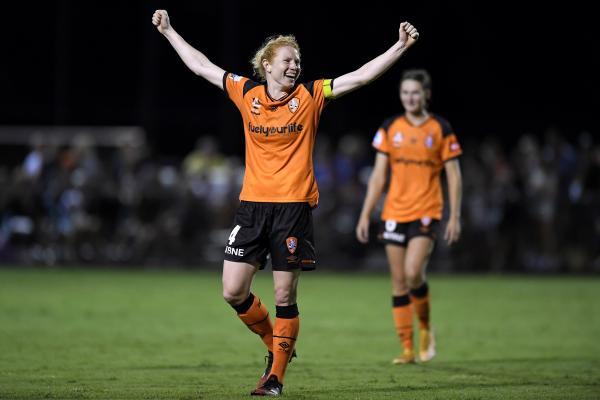 Clare Polkinghorne Brisbane