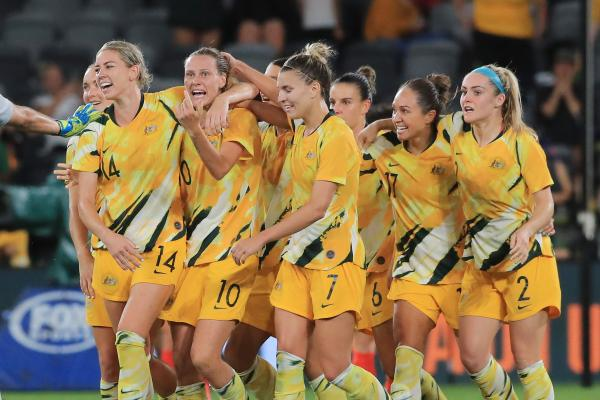 Matildas vs China