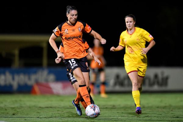 Emily Gielnik v Adelaide United