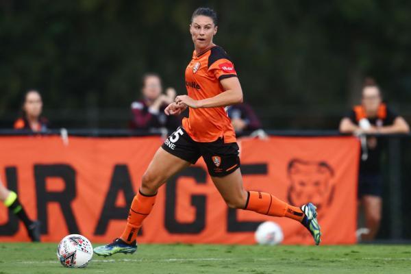 Emily Gielnik Brisbane Roar