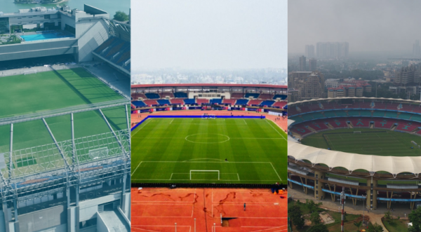 Host cities confirmed for AFC Women's Asian Cup India 2022™