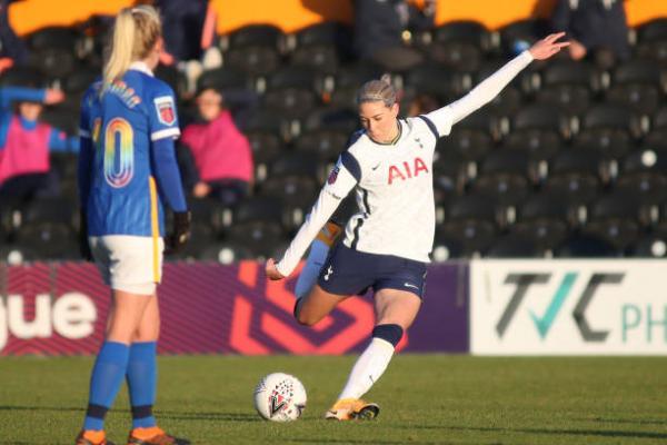 Alanna Kennedy Tottenham Hotspur