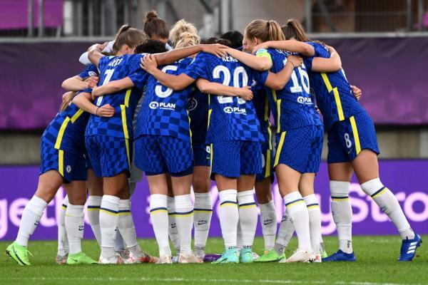 Chelsea Uefa women's champions league final