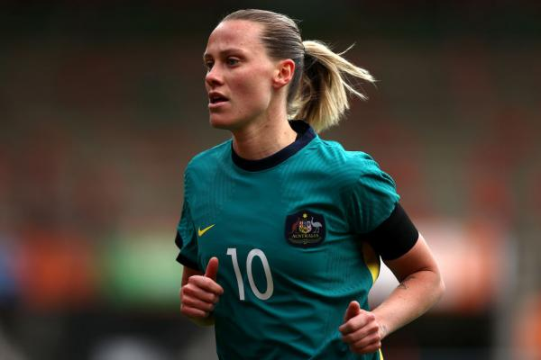 Emily van Egmond vs Netherlands 2021