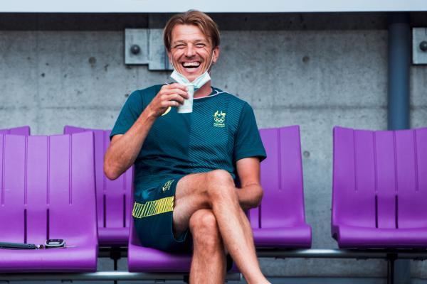 Tony Gustavsson JPNvAUS post-match press conference