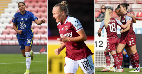 Kerr and Yallop at the double to secure wins, Gielnik nets first for Villa