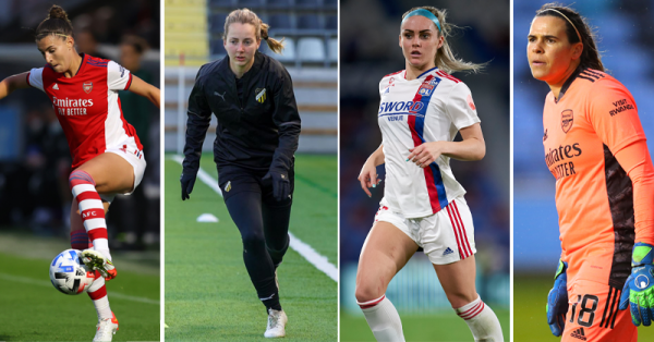 Lyon, Häcken and through to UWCL Group Stage