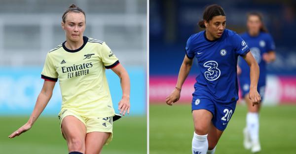 Quarter-finals of Women's FA Cup set