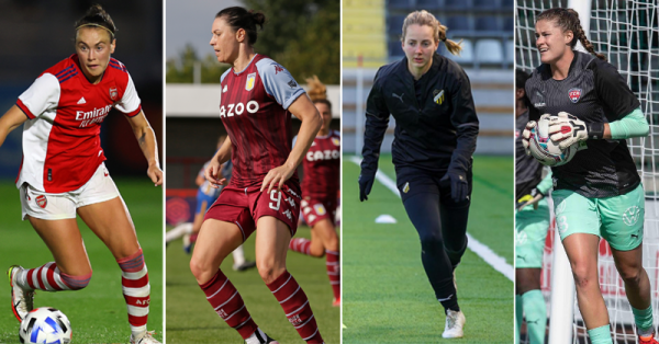 Matildas Abroad Preview: Aussies battle in England while title race heats up in Sweden