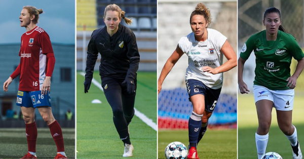 Matildas Abroad Preview: Aussie defenders battle across Scandinavia