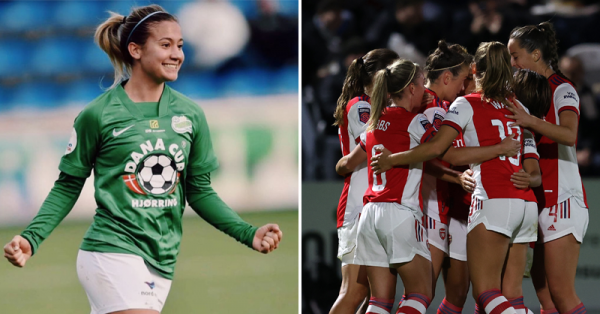 Matildas Abroad Review: Riley on the scoresheet for Hjørring; Arsenal undefeated at the top of the table