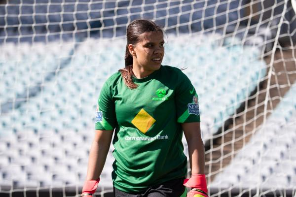 Jada Whyman joins CommBank Matildas camp