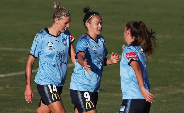 Heroic Moments: Westfield W-League Golden Boot race heats up as Foord chases Westfield Matildas teammate