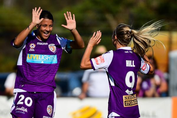 Kerr claims top honours at Perth Glory awards night